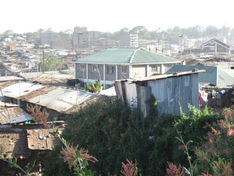 Mathare Valley Baraka