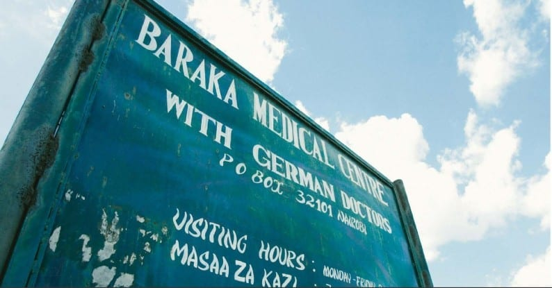 Baraka Medical Centre
