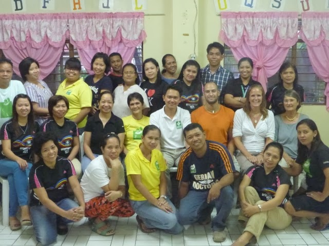 Abschied aus Manila