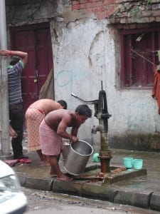 Eindrücke aus Kalkutta