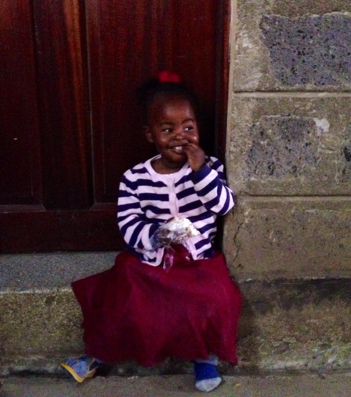 Feeding-Programm Nairobi