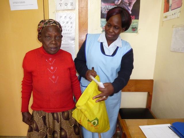 Arztbehandlung in Nairobi