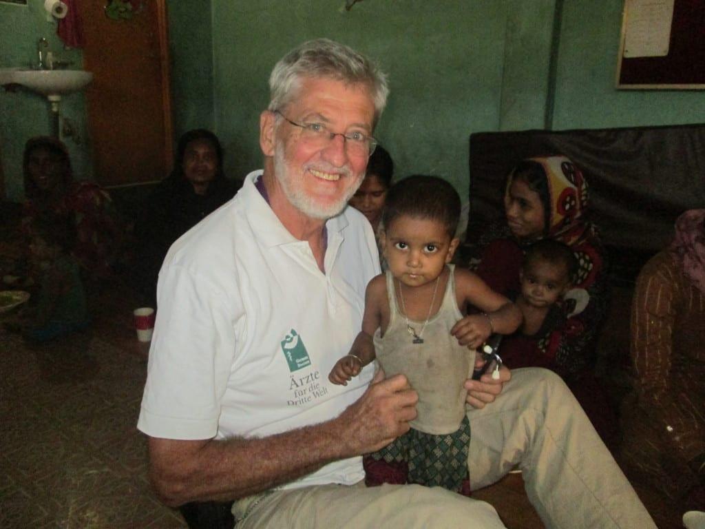 Als Arzt im Einsatz in den Slums