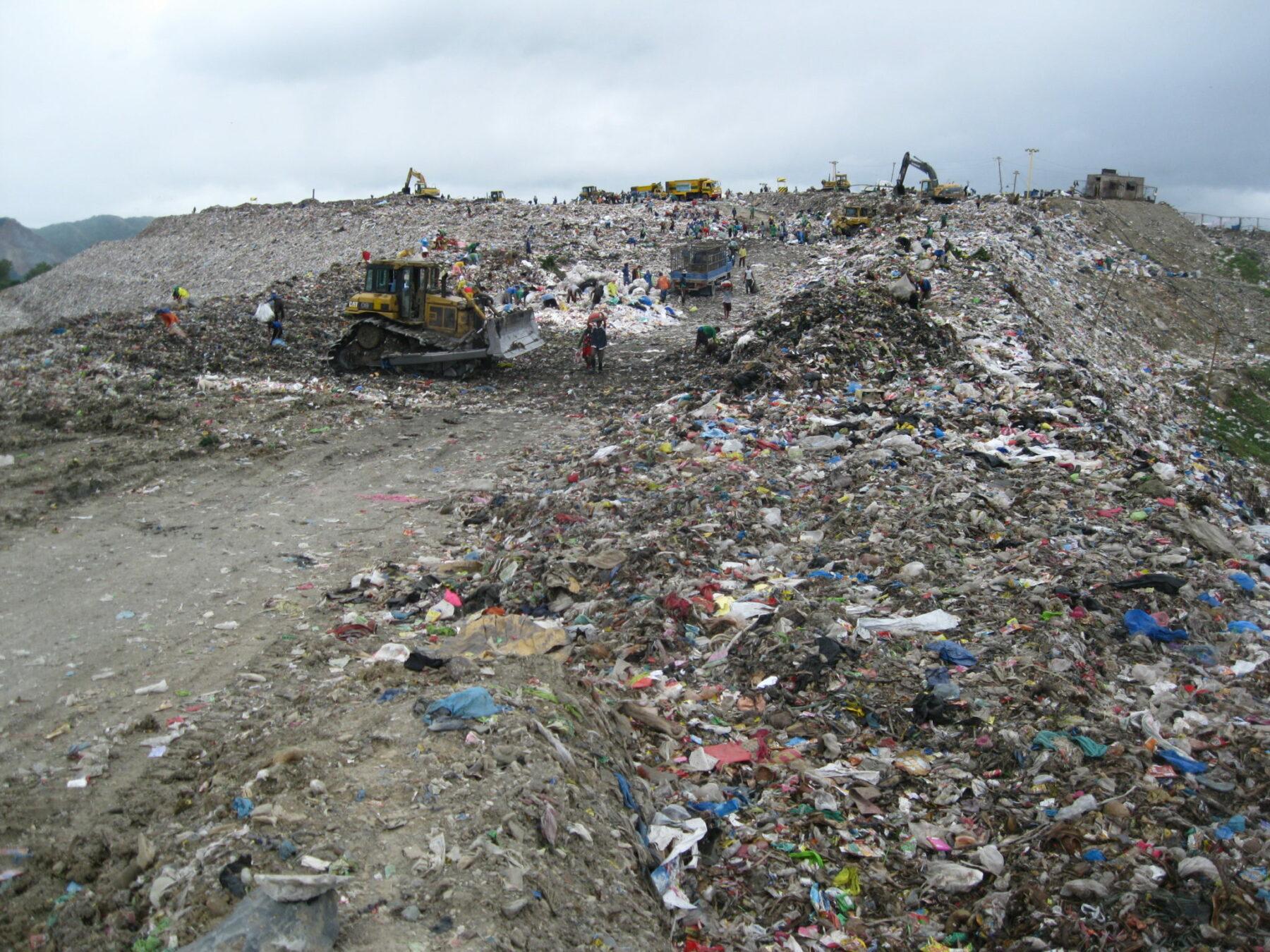 Die Müllberge von Payatas
