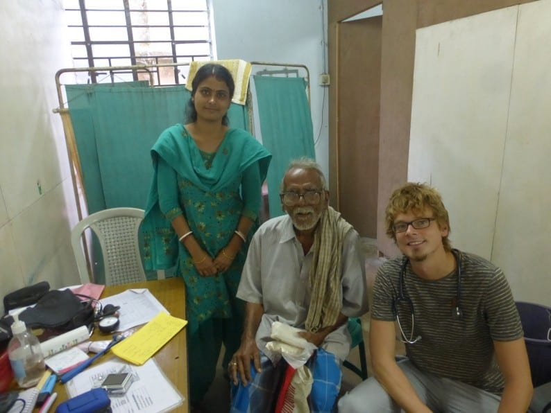 German Doctors in Indien