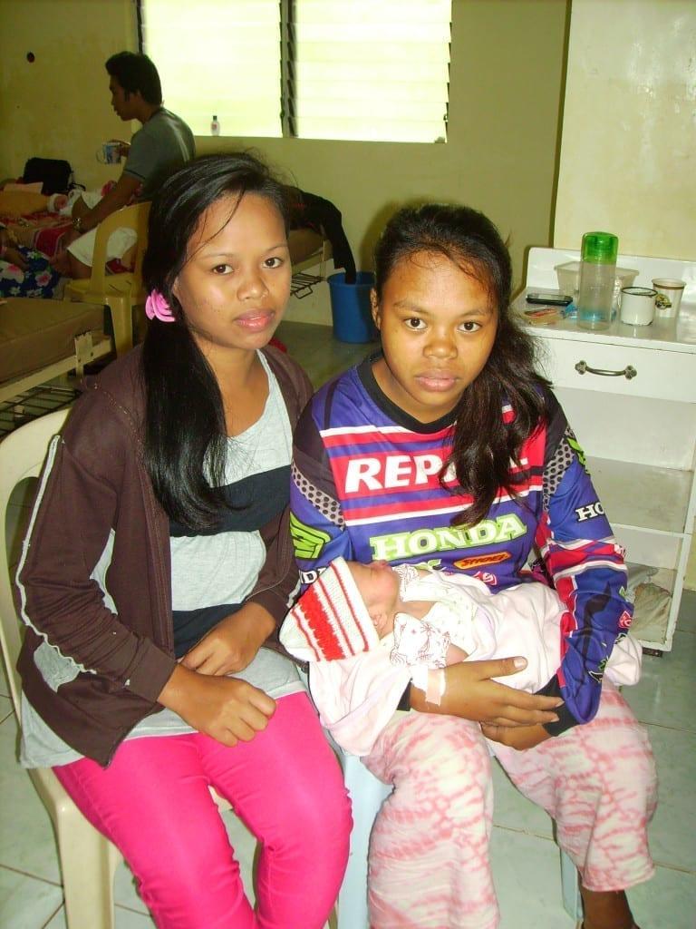 Zwei besondere Patientinnen