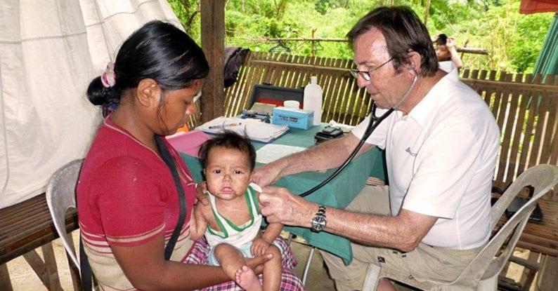Als Arzt bei den Mangyans