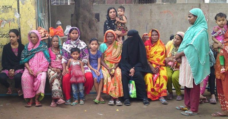 Armut in Bangladesch bekämpfen