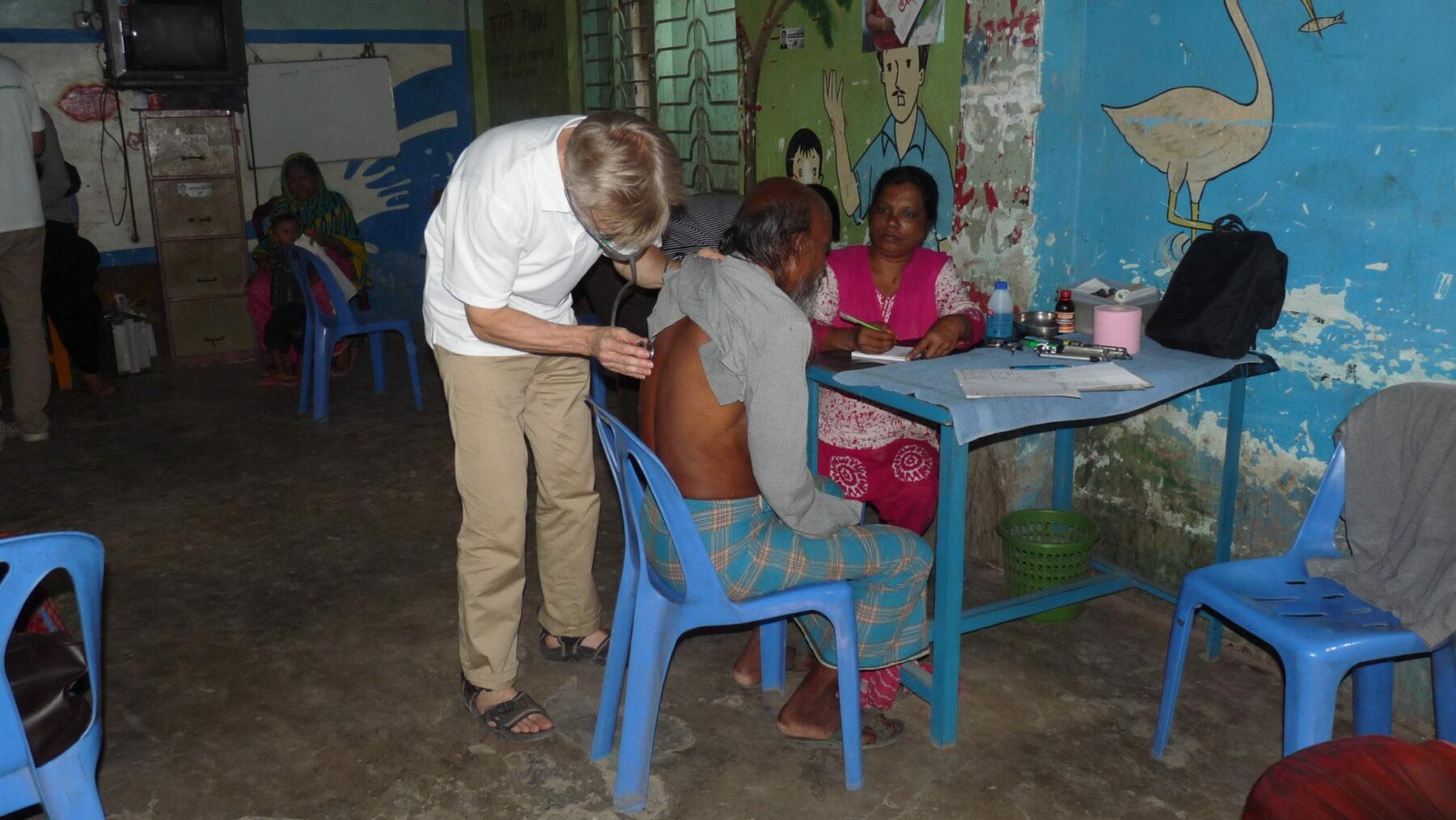 Als Arzt in Bangladesch