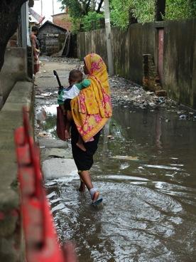In Bangladesch Armut bekämpfen