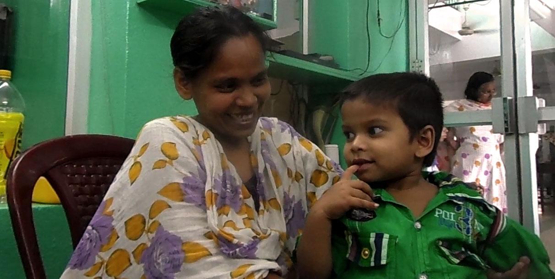 Tuberkulose in Kalkutta