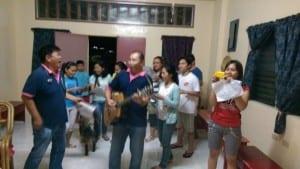 Karaoke auf den Philippinen