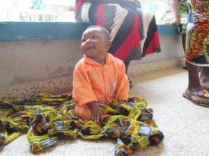 Säuglingssterblichkeit bekämpfen