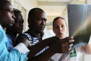 Community Health Officer ausbilden