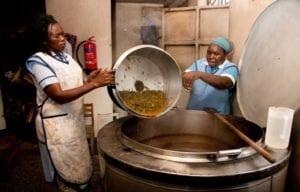 Unterernährung Kenia