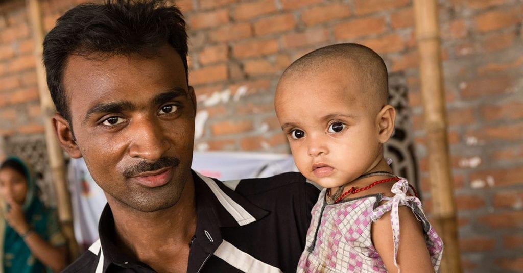 Unterernährung bekämpfen