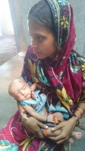 Kinderarmut in Indien