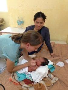 Medizincheck für Säuglinge