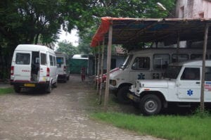 Mobile Ambulanzen
