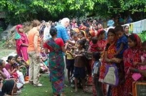 Indienhilfe in Kalkutta