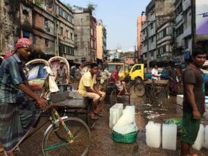 Verkehr in Chittagong