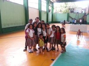 Hilfe zur Selbsthilfe in Cebu