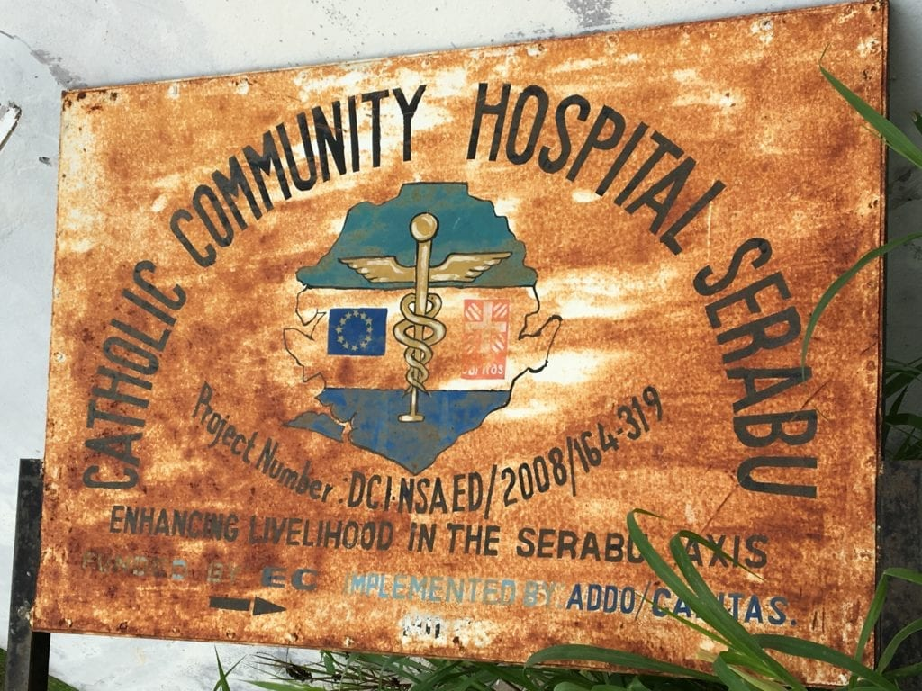 Serabu Community Hospital