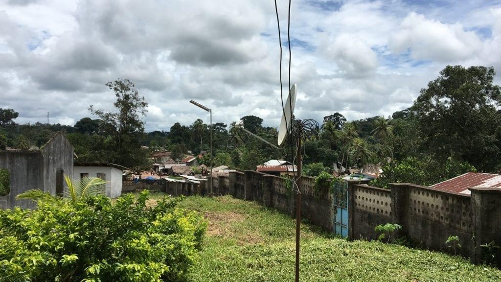 Krankenhaus in Sierra Leone
