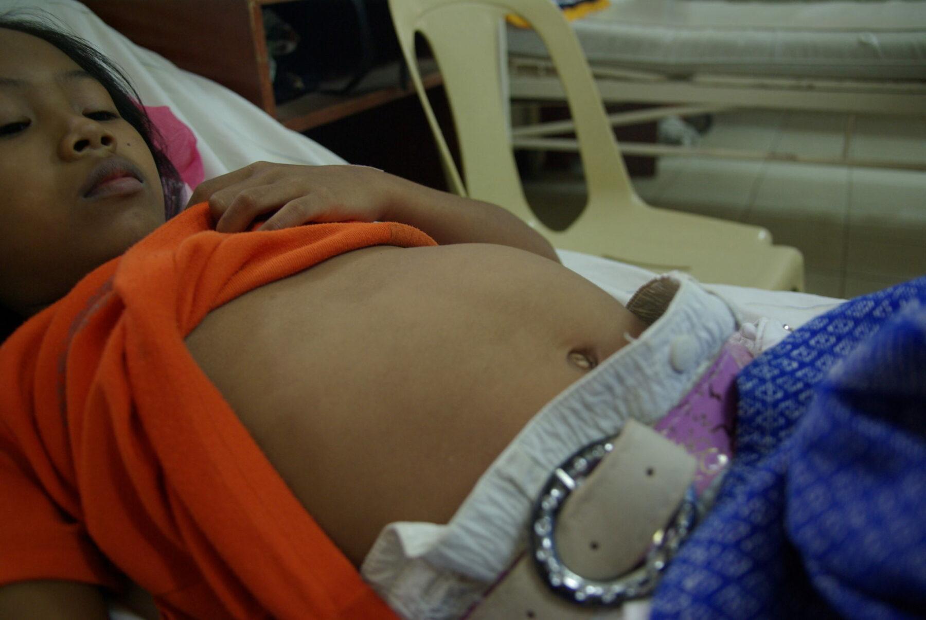Gesundheitshilfe auf den Philippinen