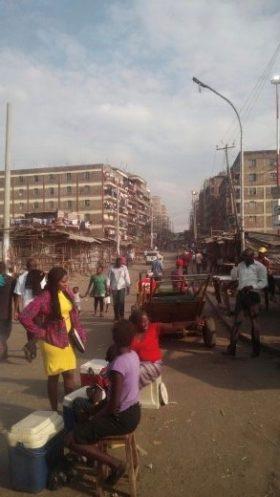Mathare Valley Nairobi