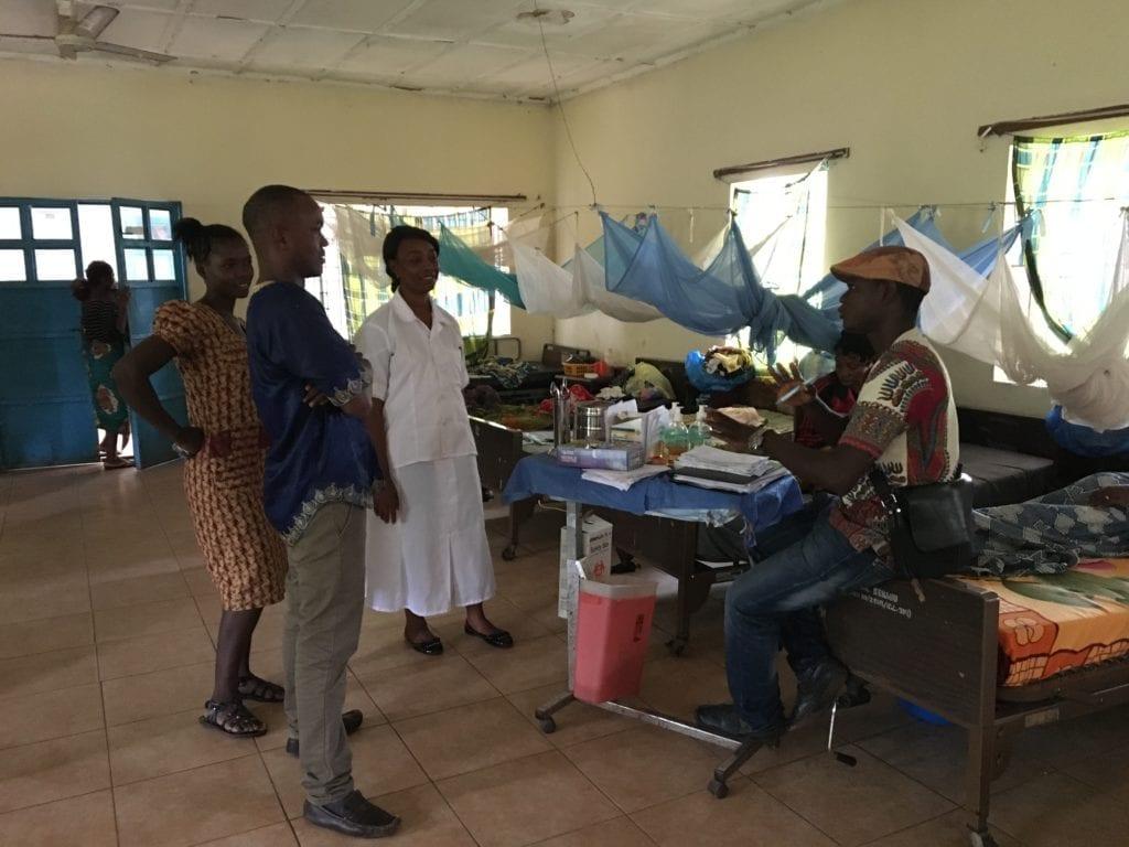 Abschied aus Serabu - Die Freiwilligenarbeit in Afrika endet