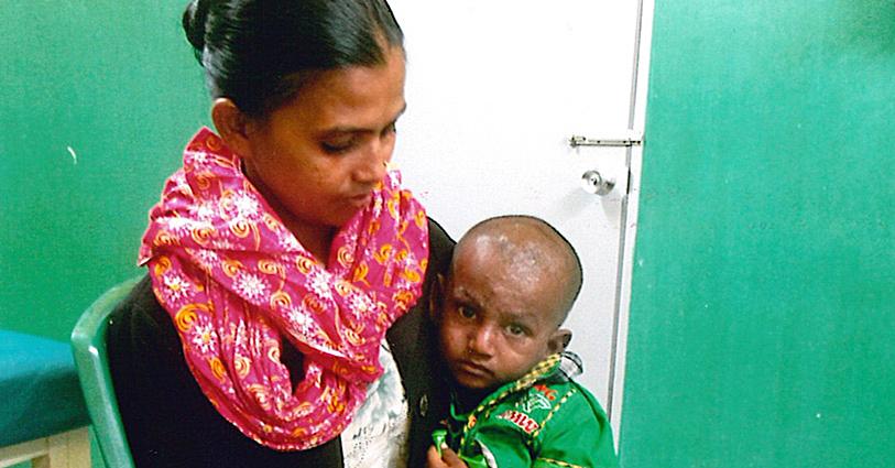 Arzt im Einsatz Bangladesch