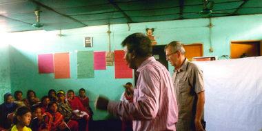 Gesundheitsschulung in Chittagong