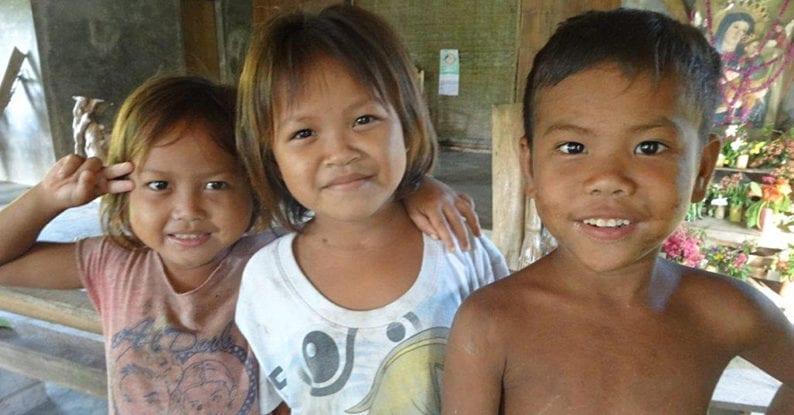 Ureinwohner der Philippinen Mindoro