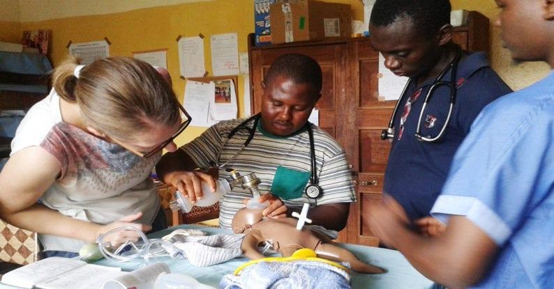 Hilfe zur Selbsthilfe in Afrika leisten