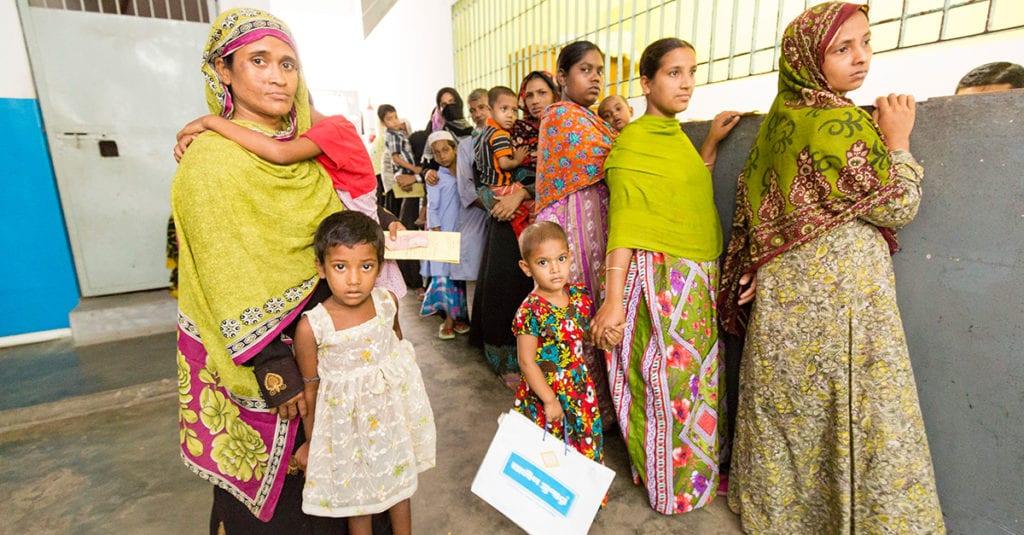 Als Ärztin nach Bangladesch reisen