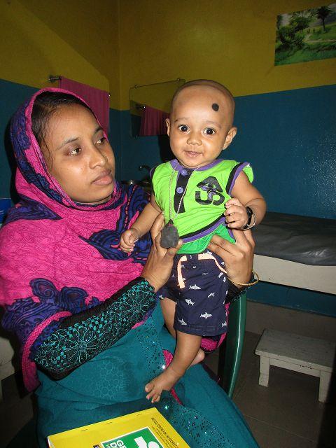 Nach Bangladesch reisen, um zu helfen