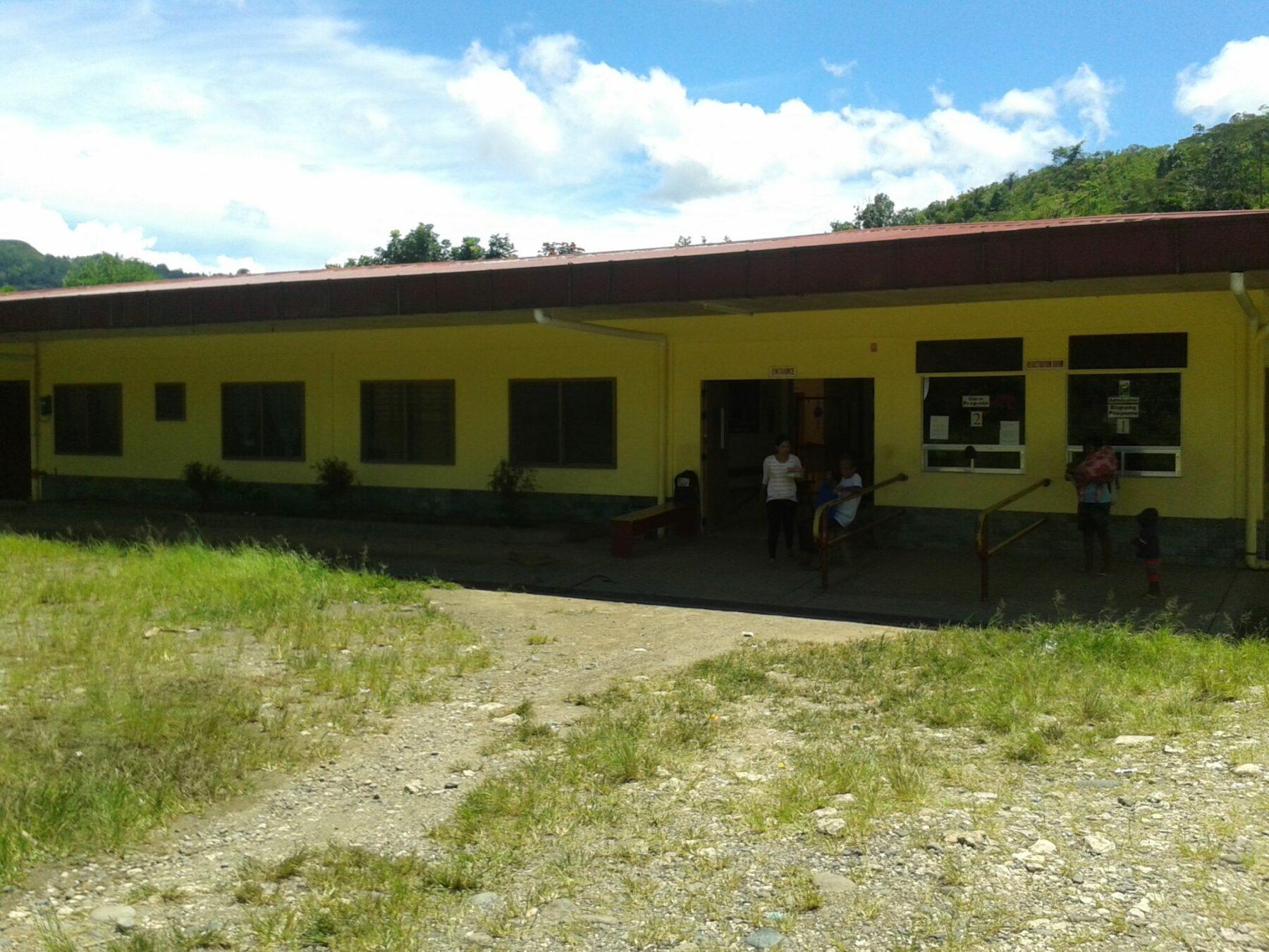 Buda Mindanao Krankenhaus
