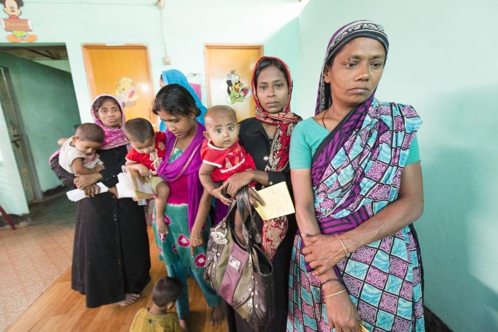 Sinnvolle Arbeit in Bangladesch