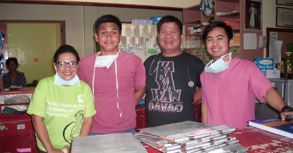 Lokales Team Mindanao