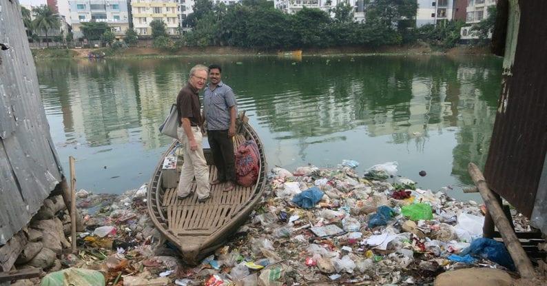 Antibiotikaresistenz in Bangladesch