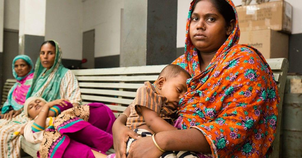 Das Leben in Bangladesch
