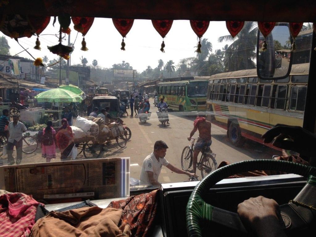 Indien Verkehr