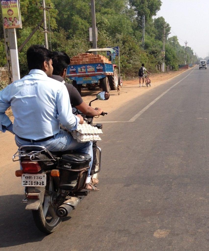 Verkehr in Indien