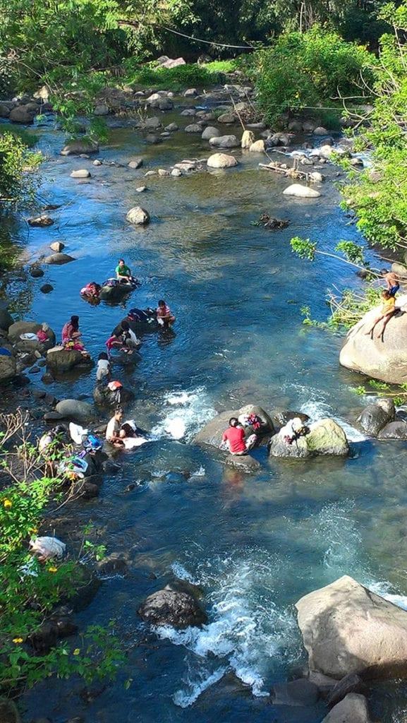 Wasserspaß auf Mindanao