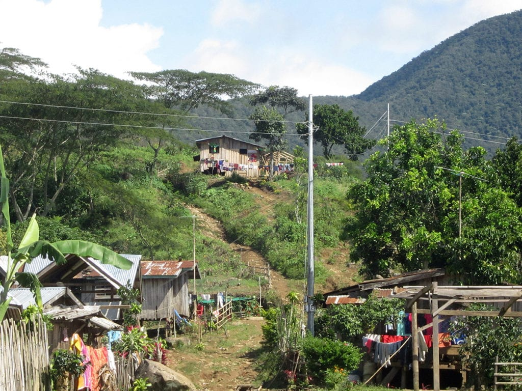 Mindanao Landschaft
