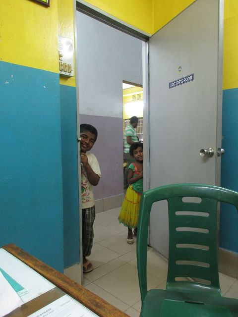 Doctors Room Chittagong