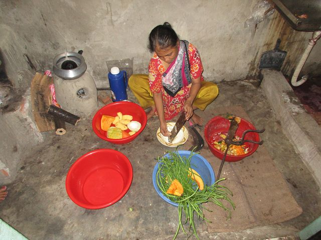 Kochen in Chittagong