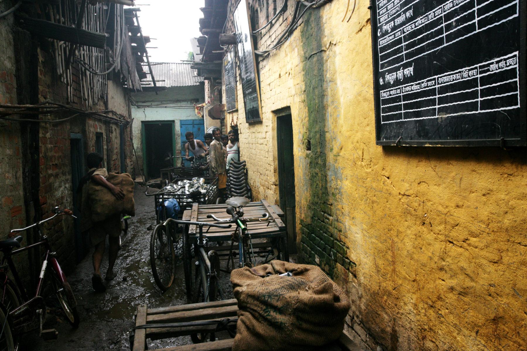 Kalkutta Slum
