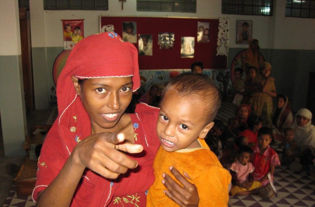 Chittagong Mütter